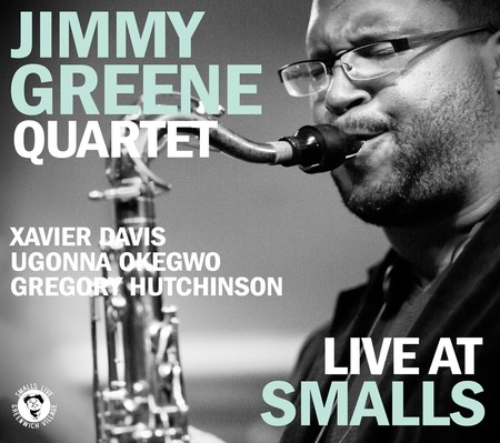 Jimmy Greene Live at Smalls